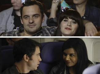 Mindy Project Danny Kiss