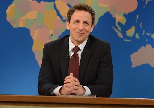 SNL Seth Meyers