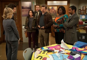 Parks and Recreation Episode 100 Spoilers