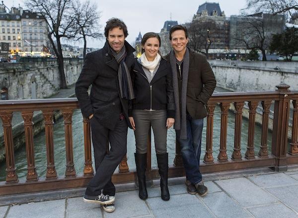 Perception Cast in Paris