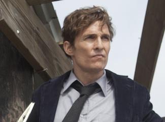 Matthew McConaughey True Detective Performer of the Week
