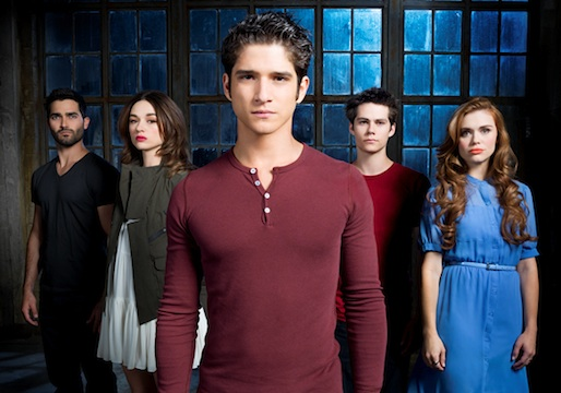 Teen Wolf Season 3B Premiere