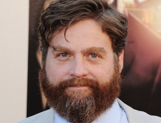 Zach Galifianakis Louis CK comedy pilot