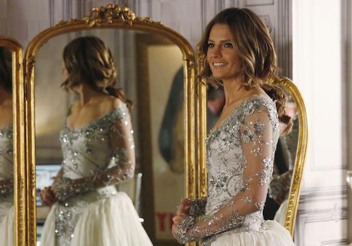 Castle Wedding Dress