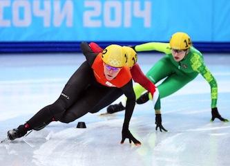 Short Track Speed Skating - Winter Olympics Day 8