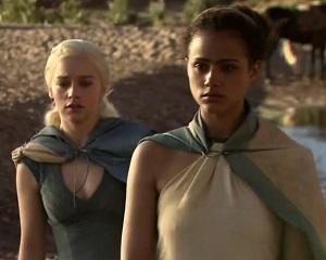 Game of Thrones Nathalie Emmanuel