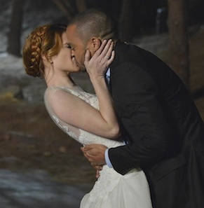 Greys Anatomy April and Jackson Get Married