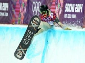 Winter Olympics Sochi Games Shaun White