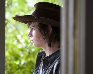 The Walking Dead Season 4 Claimed