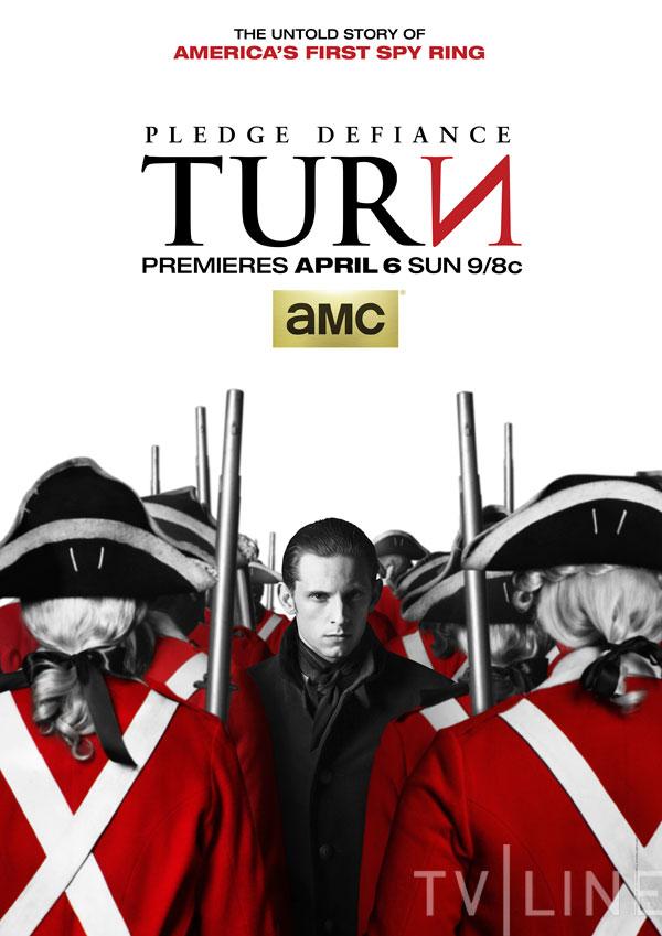 Turn AMC Poster