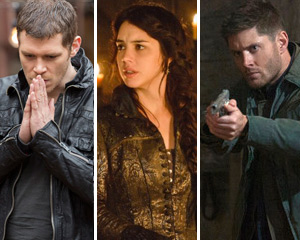The CW Renewals 2014