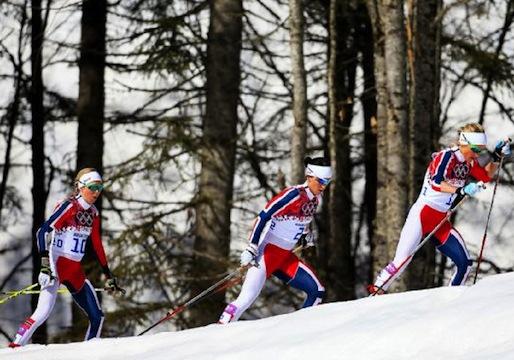 winter-olympics-day-14-ladies-30-km-cross-country-ski-norway-sweep