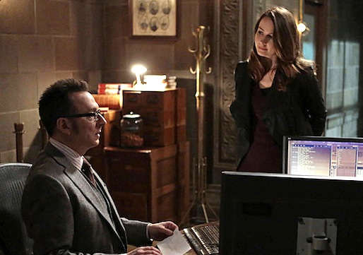 Person of Interest Spoilers Root Finch