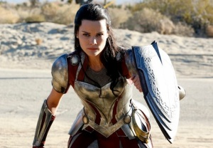 Agents of SHIELD Lady Sif Returns
