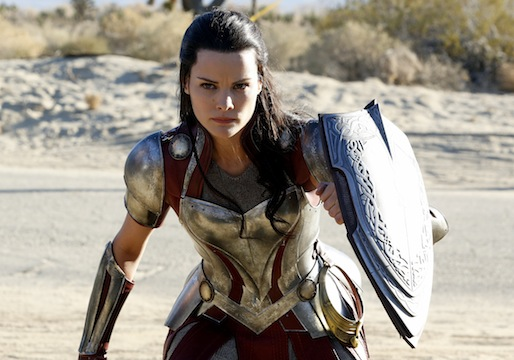 Agents of SHIELD' Season 2 — Lady Sif Returns With Amnesia | TVLine