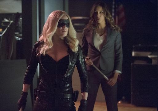 Arrow Spoilers Sara Laurel