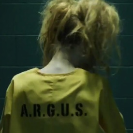 Arrow Harley Quinn