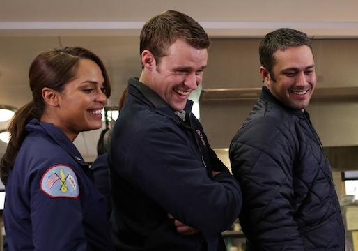 Chicago Fire Renewed Season 3