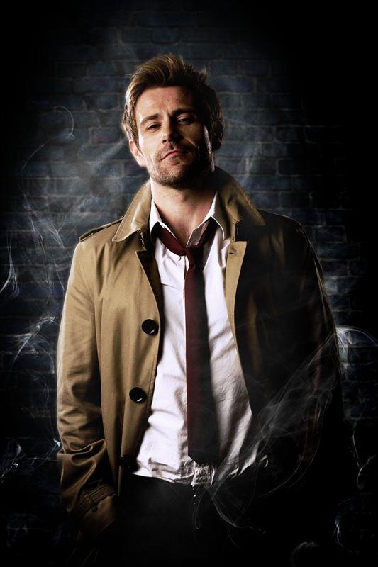 NBC Constantine Matt Ryan