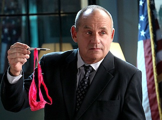 CSI Paul Guilfoyle Exit