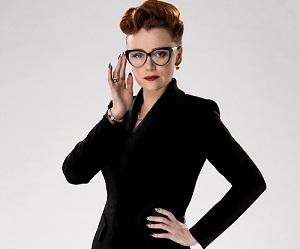 Doctor Who Kelley Hawes