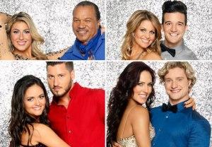 DWTS Season 18 cast odds