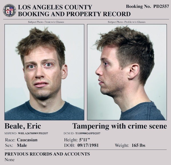 NCIS LA Eric Beale