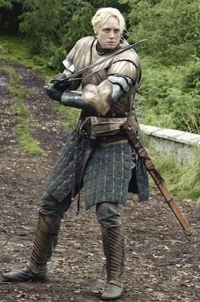 Game of Thrones Season 4 Spoilers Gwendoline Christie