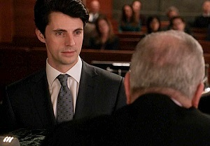 The Good Wife Matthew Goode Series Regular