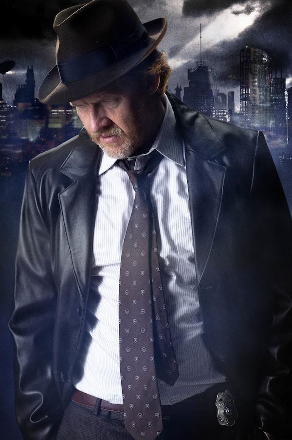 GOTHAM-Harvey Bullock donal logue