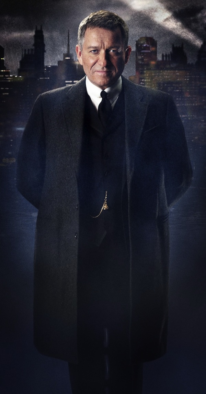 Gotham Alfred Sean Pertwee