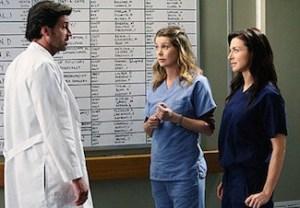 Grey's Anatomy Amelia Returns
