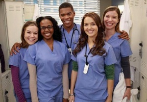 Grey's Anatomy Camilla Gaius