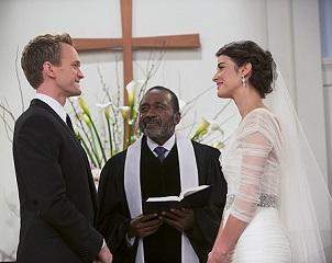 How I Met Your Mother Recap Barney Robin Marry