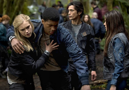 The 100 Preview The CW