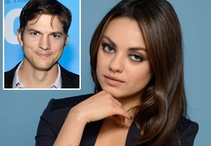 Two and a Half Men Mila Kunis