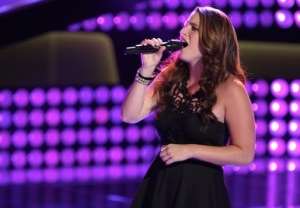 Audra McLaughlin the voice recap