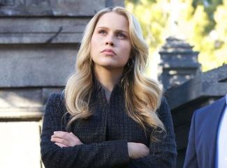 Claire Holt Quits The Originals