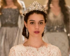 Pics Reign Wedding Mary S Wedding Dress Marrying Francis Or Bash Tvline,Sample Sale Wedding Dresses Uk