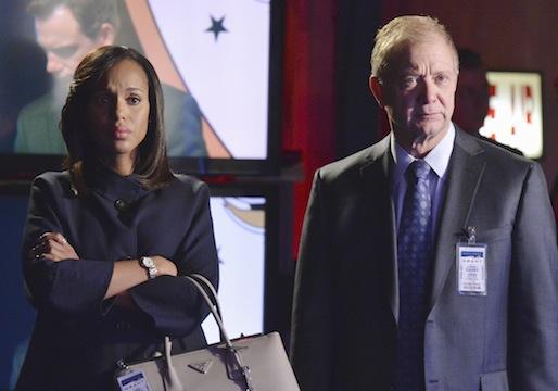 Scandal Fitz Throws the Debate