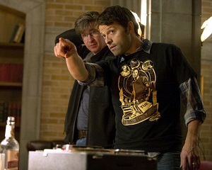 Supernatural Misha Collins Directing