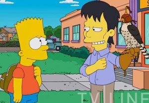 The Simpsons Daniel Radcliffe