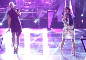 the-voice-recap-season-6-battle-rounds-sisaundra-lewis-