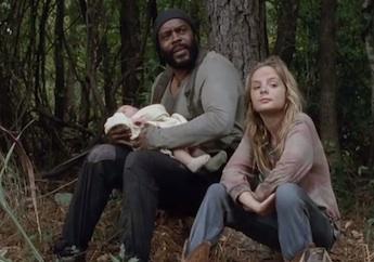 The Walking Dead Lizzie