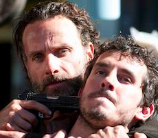 The Walking Dead Season 5 Rick
