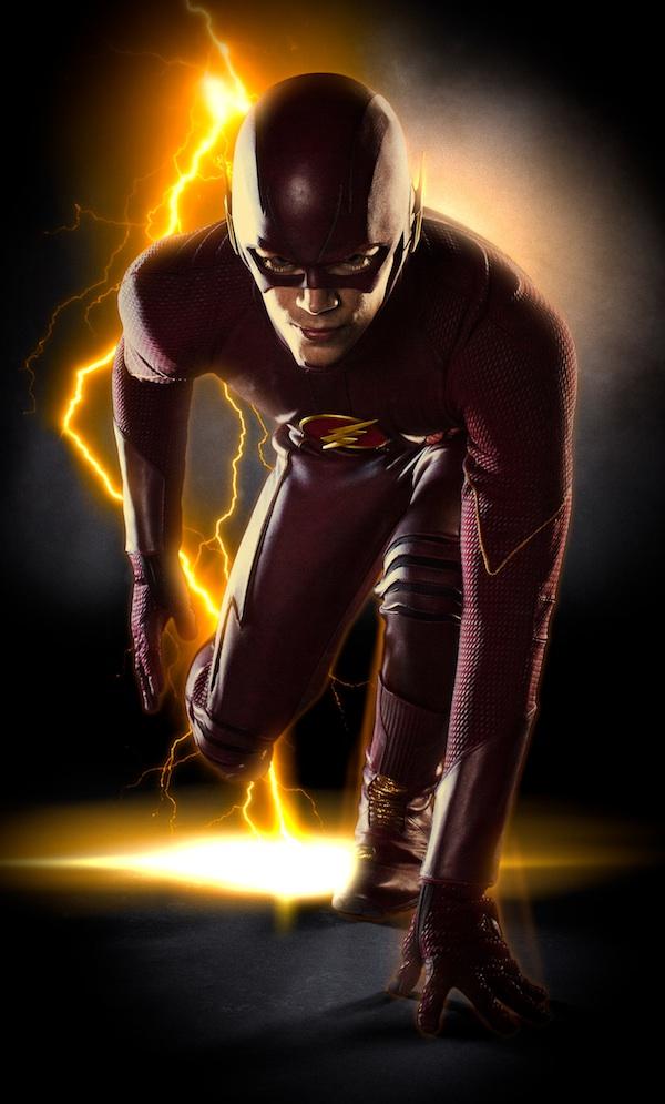 The Flash Pilot Full Suit