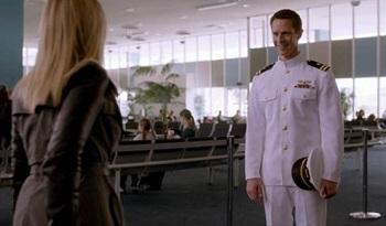 Veronica Mars Movie Logan Navy