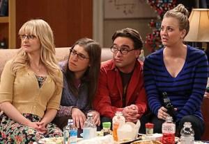 Big Bang Theory Season 8 Premiere