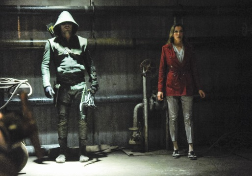 Arrow Recap Sara Joins Team