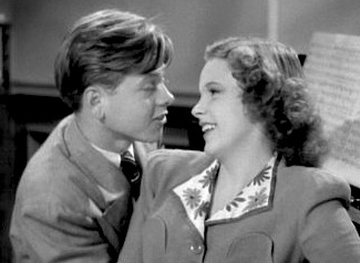 Mickey Rooney Babes on Broadway